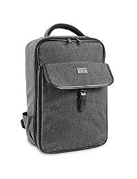 杰华德 男式 学生双肩包旅行休闲容量背包商务防水电脑包 JWS-116(亚马逊自营商品, 由供应商配送)