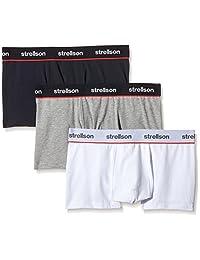 strellson 男式平角内裤3件装