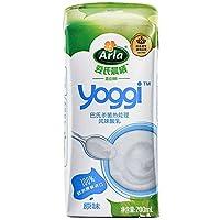 Arla 爱氏晨曦 Yoggi 原味常温酸奶 200ml*12(特卖)