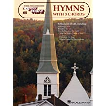 Hymns with 3 Chords: E-Z Play Today Volume 65 (English Edition)