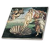 BLN 意大利文艺复兴时期 FINE ART 系列–Birth OF VENUS Sandro botticelli–瓷砖