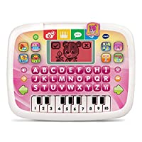 VTech Little Apps 平板电脑,粉色