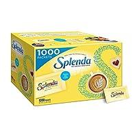 Splenda Sweetener,1200 支装,2.56 磅 1000 Count
