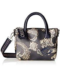 Oilily 女士 Jolly 手袋 Xshz 手提包,7x16x20 厘米