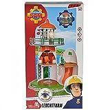 """Simba 109252133 """"消防员 Sam - 带小雕像的灯塔玩具套装"""