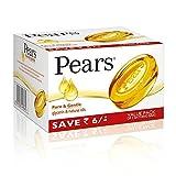 Pears Pure & 温和香皂,3 x 125克