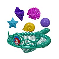 SwimWays 迪士尼公主皇冠潜水和抓捕游戏