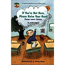 If You're Not Here, Please Raise Your Hand: Poems About School (Aladdin Poetry) (English Edition)