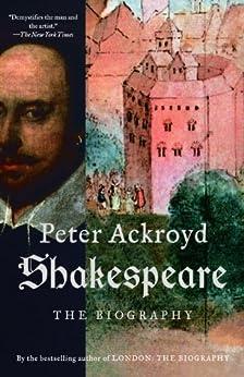 """Shakespeare: The Biography (English Edition)"",作者:[Ackroyd, Peter]"