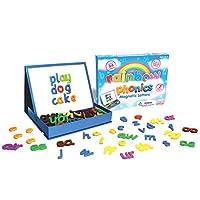 Junior Learning Rainbow Phonics - Magnetic Letters