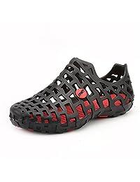 马爷子 情侣款夏季洞洞鞋 沙滩鞋 舒适夏天透气鞋 涉水鞋 轻便环保EVA凉鞋 XMXY12-555-X