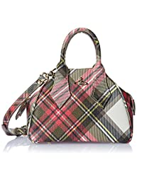 Vivienne Westwood DERBY 女式 时尚斜挎包 42010014-40010 (亚马逊进口直采, 英国品牌)