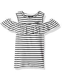 DKNY 女童短袖 t 恤