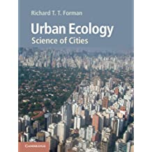 Urban Ecology: Science of Cities (English Edition)