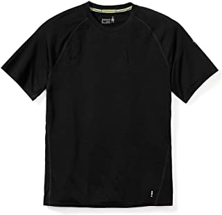 Smartwool 男式 Merino 150 打底短袖衬衫,男式,美利奴 150 打底短袖