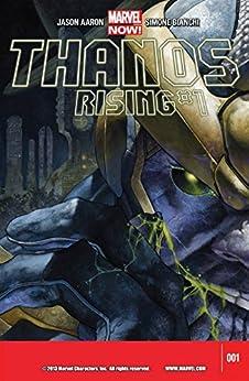 """Thanos Rising #1 (of 5) (English Edition)"",作者:[Jason Aaron, Simone Bianchi, Simone Peruzzi, Clayton Cowles]"