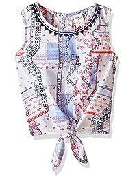 OshKosh B'gosh Woven Fashion Top 21289010, Print