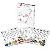 斑马 水性笔 CLIPPER KERKER 36色套装