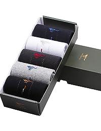 SEPTWOLVES七匹狼男士袜子棉袜春夏商务休闲运动袜吸汗透气防臭舒适