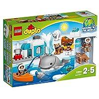 LEGO 乐高 Duplo得宝系列 北极动物 10803 2-5岁 积木玩具 婴幼