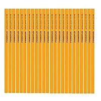 STAEDTLER施德楼 黄色木杆铅笔(盒装/24入) 133 HB(HB)