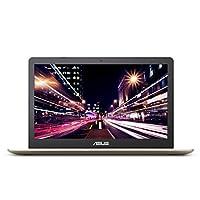 "ASUS 华硕 M580VD-EB76 VivoBook 15.6"" FHD thin and light 游戏笔记本电脑 Computer (Intel Core i7-7700HQ, GTX 1050 4GB, 16GB DDR4, 256GB SSD+1TB HDD), backlit keyboard (附送电源转换插头)"
