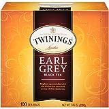 Twinings 川宁 of London格雷伯爵茶包 100个
