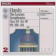 进口CD:海顿:伦敦交响曲集之2(2CD)(4426142C)