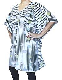 Maple Clothing 印花女士沙滩装长袍晚装