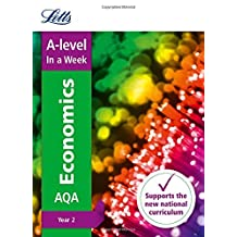 Letts A-level Revision Success – A-level Economics Year 2 In a Week (English Edition)