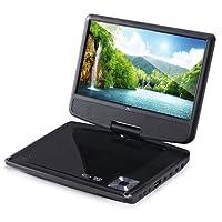 ' Sytech SY sy4098 – 便携式 DVD 播放器9 , 黑色