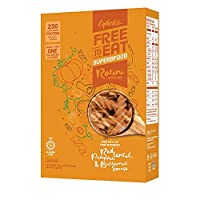 Cybele's Free To Eat Superfood Veggie Pasta, Superfood Orange, 8 Ounce Box (Pack of 6)