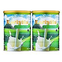 【2罐装】 Karivita 新西兰进口脱脂奶粉 高钙低脂成人奶粉450g