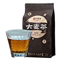 艺福堂 大麦茶 原味烘焙散装袋泡茶 袋装浓香 宜搭苦荞茶 300g