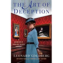 The Art of Deception: A Daughter of Sherlock Holmes Mystery (The Daughter of Sherlock Holmes Mysteries Book 4) (English Edition)
