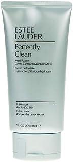 Estee Lauder 雅诗兰黛 完美清洁 | 净莹柔肤洁面乳,净化面膜 | 条件滋养| 非发泡霜 | 5盎司(约141.74克),150毫升
