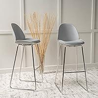 Great Deal Furniture Lisben 现代*吧凳椅两件套