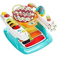 Fisher-Price 4 合 1 踏板游戏钢琴