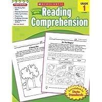 (进口原版)  Scholastic Success with Reading Comprehension, Grades 1
