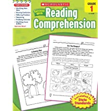 (进口原版)  Scholastic Success with Reading Comprehension, Grades 1