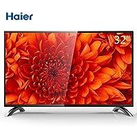 Haier 海尔 LE32B3300W 32英寸高清LED液晶电视SCM智能护眼技术 黑色