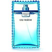 Versace Man Eau Fraiche Eau De Toilette Spray Men 6.7 Ounce