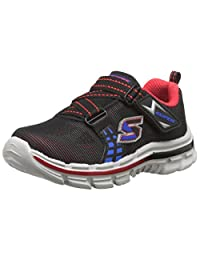 Skechers Kids Nitrate-Realms TD Athletic Sneaker (Toddler)