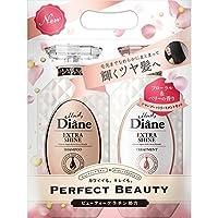 Moist Diane perfect beauty 洗发水、护发素套装 秀发光泽 450ml×2