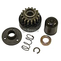 Stens 435-804 起动器齿轮套件,黑色