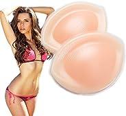 硅胶文胸衬垫,防水增强器聚拢凝胶胸垫,适用于泳装和比基尼的文胸衬垫