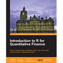 Introduction to R for Quantitative Finance (English Edition)