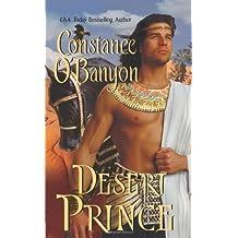 Desert Prince (English Edition)