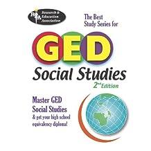 GED Social Studies (GED & TABE Test Preparation) (GED® Test Preparation) (English Edition)