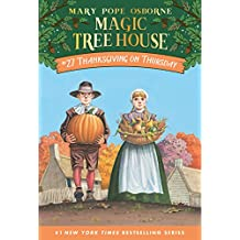 Thanksgiving on Thursday (Magic Tree House Book 27) (English Edition)